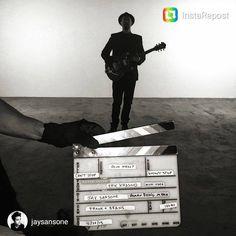 On set with @erickrasno at Bond Street Studio in Brooklyn. #musicvideo @humanbeingmedia @feelmusicgroup @jaysansone