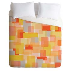Ali Benyon Spring Delight Duvet Cover | DENY Designs Home Accessories