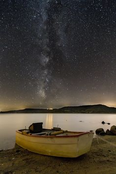 Milky Way Lake Omodeo by Manolo Tatti on 500px