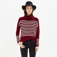 Whoever Said Turtlenecks Weren't Cool Hasn't Seen These: Maybe you've associated turtlenecks with older — yes, chic — but older women.