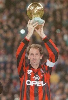 Franco Baresi AC Milan