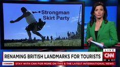 Visit Britain: Great Chinese Names for Great Britain いい!イギリスの色んなスポットを、中国人が勝手に名前をつけちゃうキャンペーン。ウィキやらgooglemapにも反映されちゃってる。
