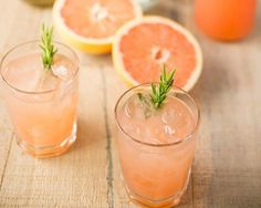Rosemary Greyhound | Community Post: 20 Swanky Spring Cocktails That Will Impress Everyone You Know