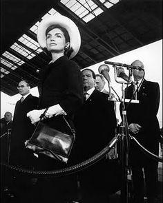 Jacqueline Kennedy, Washington, 1963 By Steve Schapiro