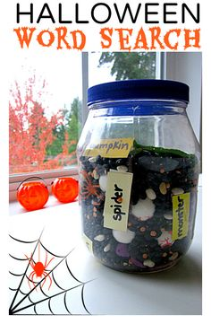 This seasonal center is a great idea to use to spice up sight or vocabulary learning. The kiddos will be so interested and engaged!