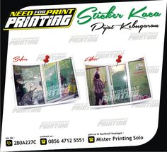 Mau Cetak Segala Macam Sticker ( Sticker Mobil, Striping Motor, Sticker Transparant, Sticker Cutting, Sticker Anti Air, Sticker Kertas, Sticker Label, Sticker Segel, dll ) yang berkualitas, hanya di Mister Printing Solo Saja !!! Hp. 0856 4712 5551 / Bb. 2B0A227C.
