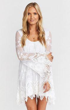 Show Me Your Mumu - Fannie Flow Dress - Fields of Lace