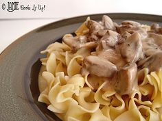 Beef Stroganoff. Done this a few times. Didn't love it with stew meat, but have loved making it with left over pot roast or better cut of meat.