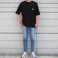 Teen Boy Fashion, Kpop Fashion Outfits, Korean Outfits, Korean Fashion Men, Korean Street Fashion, Mens Fashion, Cool Outfits, Casual Outfits, Men Casual