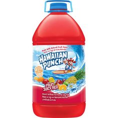 Hawaiian Punch: Product Information Christmas Drinks, Holiday Drinks, The Grinch Cocktail Recipe, Best Christmas Punch Recipe, Lime Sherbet Punch, Grinch Punch, Green Punch, Hawaiian Punch, Juice Drinks