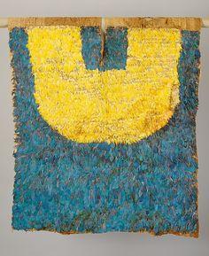 Feathered Tunic - 7th-10th century, Peru, Wari culture.