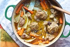 Lamb Tagine with Carrots and Fennel #primal #paleo #lamb