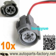 Michigan Motorsports Engine Oil Pressure Sensor Switch Connector Pigtail Fits 6.0 6.4 7.3 Ford Powerstroke
