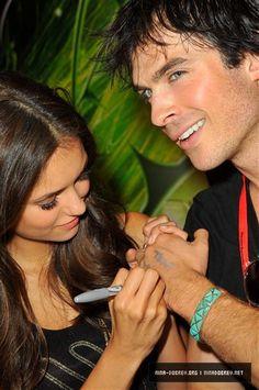 Nina and Ian... adorable couple!