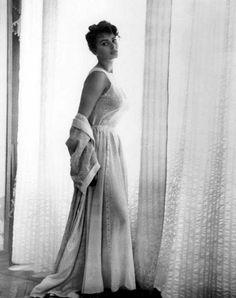 Sophia Loren by Douglas Settle