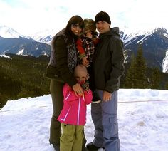 New vacation photos in the family gallery from our trip to Aspen.