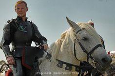 Boris Mashtakov of Russia (photo by Eugenia Komarova) from - The Jousting Life