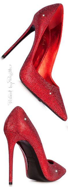 (notitle) - ⓢⓘⓜⓟⓛⓨ ⓢⓗⓔ - Damenschuhe Pretty Shoes, Beautiful Shoes, Cute Shoes, Me Too Shoes, Stilettos, Pumps Heels, Red Heels, Red Pumps, High Heel Boots