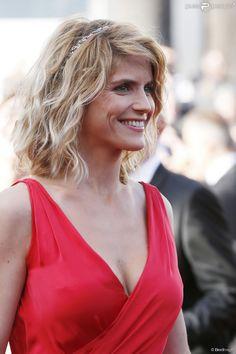 Alice Taglioni (bijoux de tete, bague et bracelet collection Princesse Grace de Monaco Montblanc) à Cannes, le 20 mai 2013.