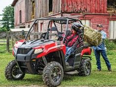 Arctic Cat introduced a new Prowler for 2015 and it looks great. We can't wait to try one out.