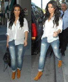 Style of - Kim Kardashian