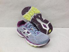 9532d26fdda6 New Balance Womens W880PP5 880v5 Athletic Running Cross Training Shoes Size  8… Running Cross Training