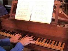 The Addams Family Theme. SF Christo, harpsichord