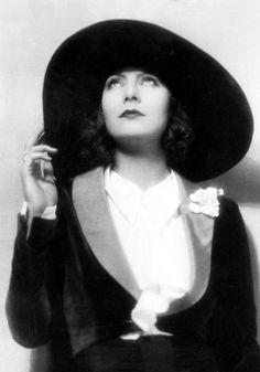 Greta Garbo ~ 1920's