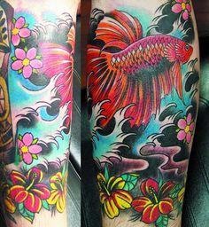 sea tattoo