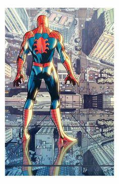 Spider Man  (Peter Parker)