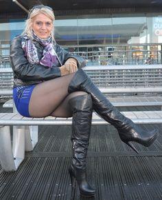 Me, Sexy mature granny legs confirm. happens