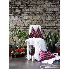 triangle cushion Triangle Pillow, Cushions, Pillows, Triangle Shape, Borneo, Pattern Making, Ladder Decor, Stripes, Unique