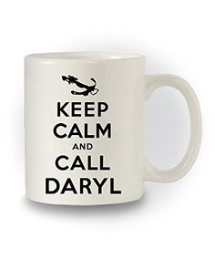 The Walking Dead Inspired 'Keep Calm and Call Daryl' Mug Mad Hatters Tee Party http://www.amazon.co.uk/dp/B00O933CZO/ref=cm_sw_r_pi_dp_7Y.Pub1H1M8PZ