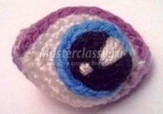 глаз игрушки