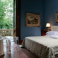 ROM: Kleines Hotel Villa Spalletti Trivelli - Rom, Italien