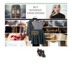 """""""''We spend too much time wondering why we're not good enough''."""" by fashion-luxe ❤ liked on Polyvore"""