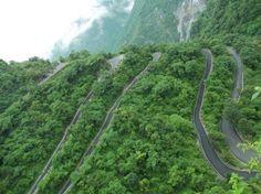 Gorgeous mountain road - Desktop Nexus Wallpapers