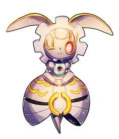 pokemon -- Magiana by onisuu