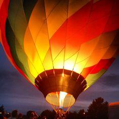 Hot air ballon :)