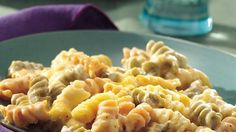 Three-Cheese Rotini Bake - I must make this some time
