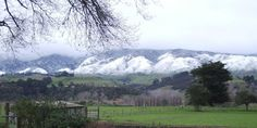 A close up of the Ruahine Mountain Range in #snow in #Manawatu, #NZ near #Palmerston North City. #snow #palmerstonnorth #thecountryroad #blog