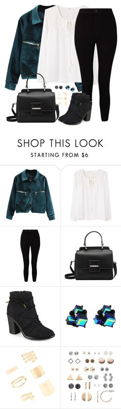 """""""Some people go around the world for love but they may never find what they dream of"""" by rocketsheep ❤ liked on Polyvore featuring MANGO, Miss Selfridge, Journee Collection, Forever 21, Mudd, lyrics and BobbyCaldwell"""