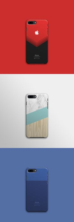 iPhone 7 Plus 3D Fullprint Case Mockup  by Primastya Yudha Oktara