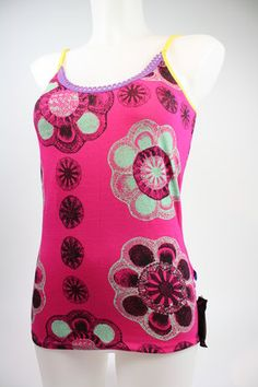 Hot summerdays ahead. Here is the right look: Bahia Cami Musculosa