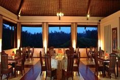 Anahata Villas & Spa - Views Dining Room