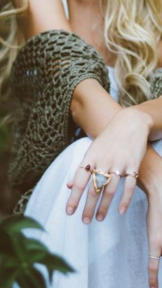 4 crushworthy jewelry styles for fall