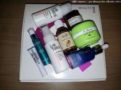 qvc-Beautybox Oktober 2013