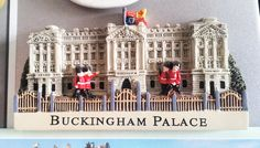 Buckingham Palace - #Fridge #magnets #collection #travel #souvenir http://travel.prwave.ro/fridge-magnets-new-additions-to-my-collection/