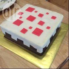 Minecraft Geburtstagskuchen Rezept Essen Pinterest Minecraft