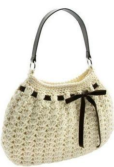 Summer Handbag Crochet Pattern